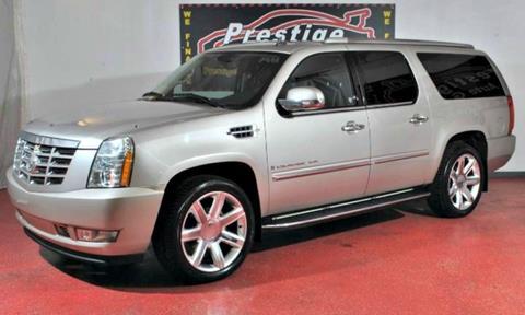 2008 Cadillac Escalade ESV for sale in Tallmadge, OH