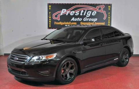 2011 Ford Taurus for sale in Tallmadge, OH