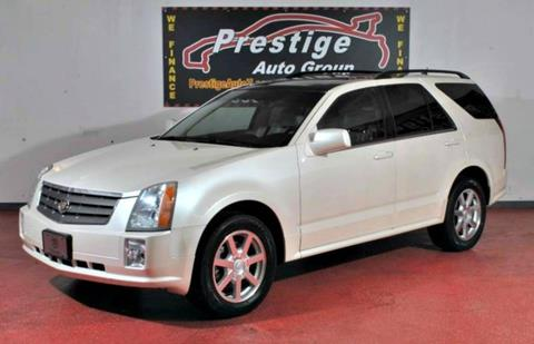 2005 Cadillac SRX for sale in Tallmadge, OH