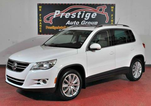 2011 Volkswagen Tiguan for sale in Tallmadge, OH