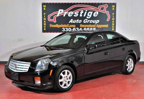 2006 Cadillac CTS for sale in Tallmadge, OH