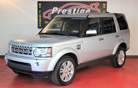 2011 Land Rover LR4 for sale in Tallmadge, OH