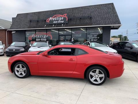 2010 Chevrolet Camaro for sale in Tallmadge, OH