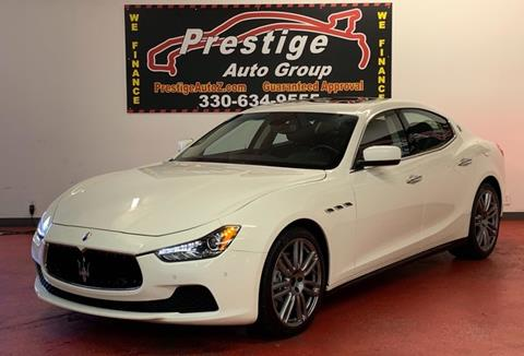 2016 Maserati Ghibli for sale in Tallmadge, OH