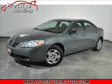 2007 Pontiac G6 for sale in Tallmadge, OH