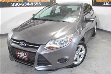 2013 Ford Focus for sale in Tallmadge, OH