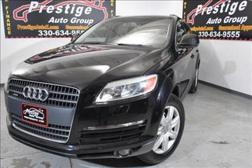 2007 Audi Q7 for sale in Tallmadge, OH