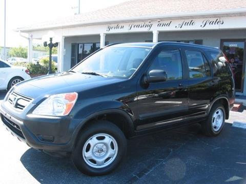 2004 Honda CR-V for sale in Lakeland, FL