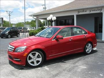 2011 Mercedes-Benz C-Class for sale in Lakeland, FL