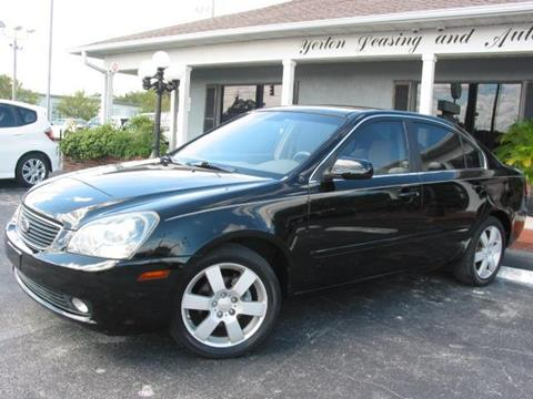2008 Kia Optima for sale in Lakeland, FL
