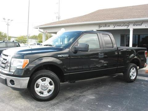 2011 Ford F-150 for sale in Lakeland, FL