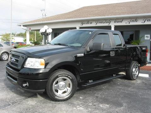 2007 Ford F-150 for sale in Lakeland, FL