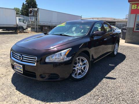 2014 Nissan Maxima for sale at Yaktown Motors in Union Gap WA
