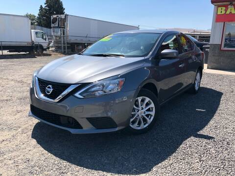 2019 Nissan Sentra for sale at Yaktown Motors in Union Gap WA