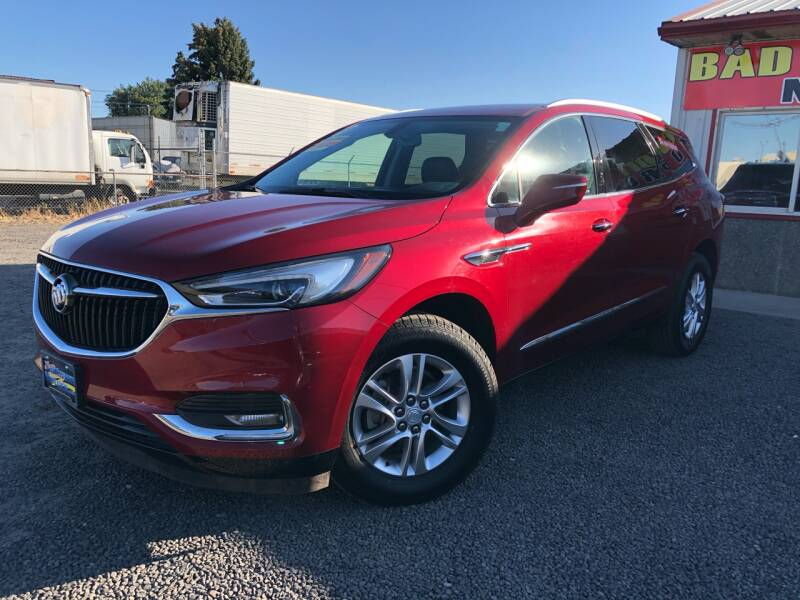 2019 Buick Enclave for sale at Yaktown Motors in Union Gap WA