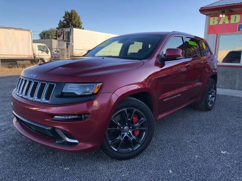 2015 Jeep Grand Cherokee for sale at Yaktown Motors in Union Gap WA