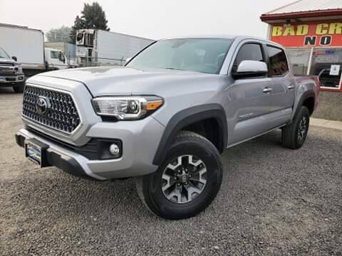 2019 Toyota Tacoma for sale at Yaktown Motors in Union Gap WA