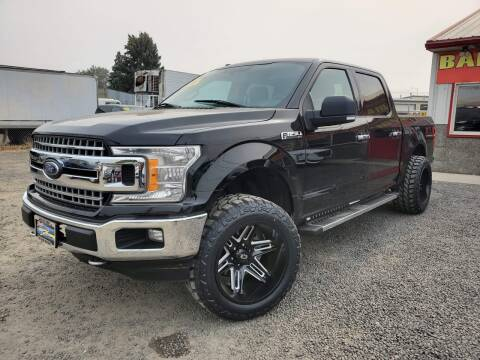 2018 Ford F-150 for sale at Yaktown Motors in Union Gap WA