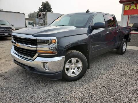 2018 Chevrolet Silverado 1500 for sale at Yaktown Motors in Union Gap WA