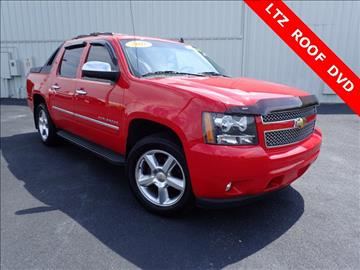 2011 Chevrolet Avalanche for sale in Merrillville, IN