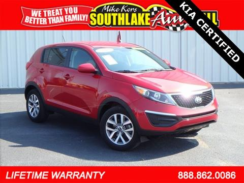 2015 Kia Sportage for sale in Merrillville, IN