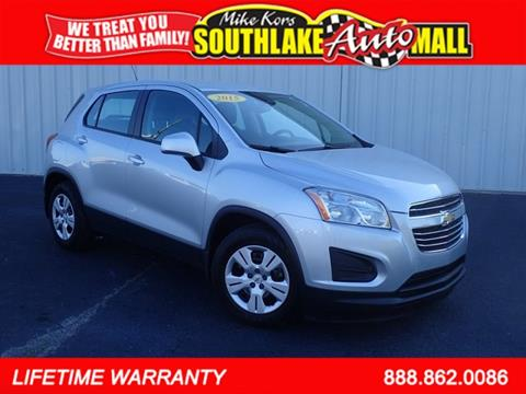 2015 Chevrolet Trax for sale in Merrillville, IN