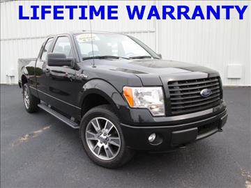 2014 Ford F-150 for sale in Merrillville, IN