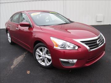 2013 Nissan Altima for sale in Merrillville, IN