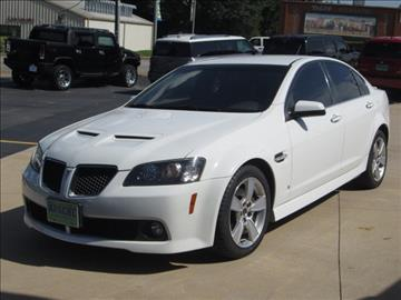 2009 Pontiac G8 for sale in Jacksonville, TX