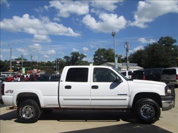 2005 Chevrolet Silverado 2500HD for sale in Jacksonville, TX
