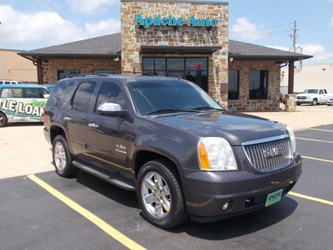 2010 GMC Yukon for sale in Jacksonville, TX