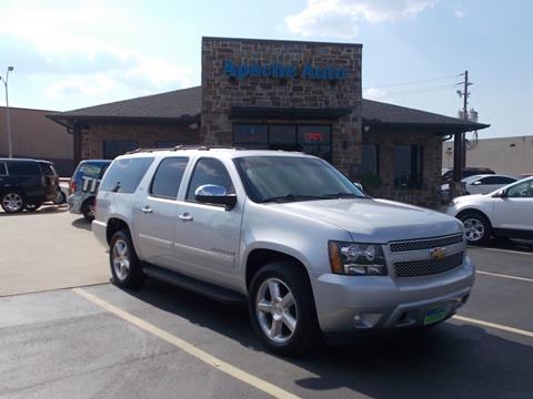 2012 Chevrolet Suburban for sale in Jacksonville, TX