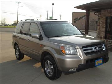 2006 Honda Pilot for sale in Jacksonville, TX