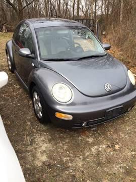 2002 Volkswagen New Beetle for sale in Clementon, NJ