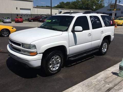 2004 Chevrolet Tahoe for sale in Noblesville, IN