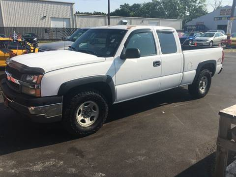 2003 Chevrolet Silverado 1500 for sale in Noblesville, IN