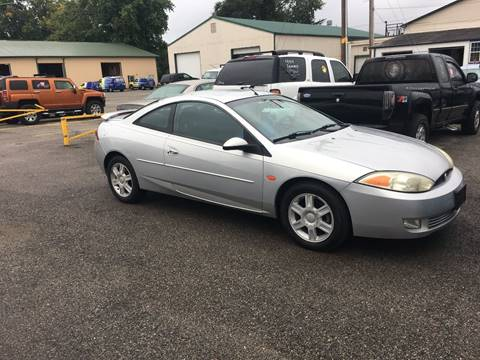 2002 Mercury Cougar for sale in Noblesville, IN