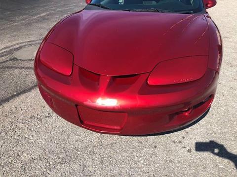 1998 Pontiac Firebird