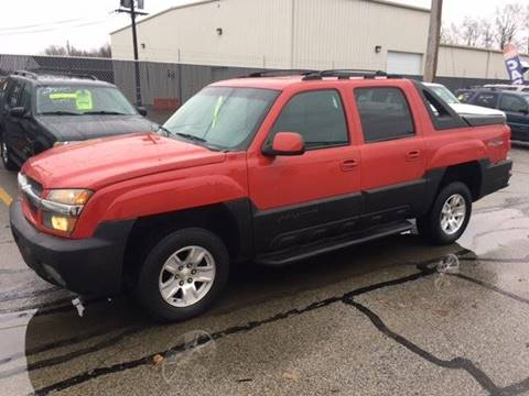 2002 Chevrolet Avalanche for sale in Noblesville, IN