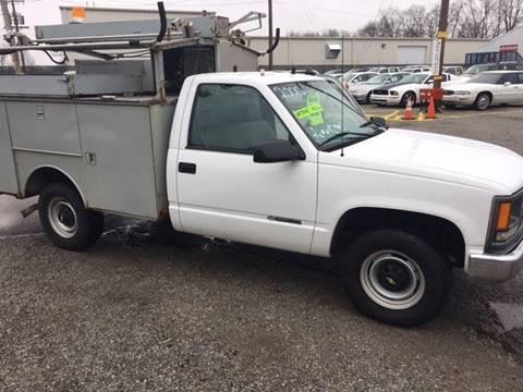 2000 Chevrolet C/K 3500 Series for sale in Noblesville, IN
