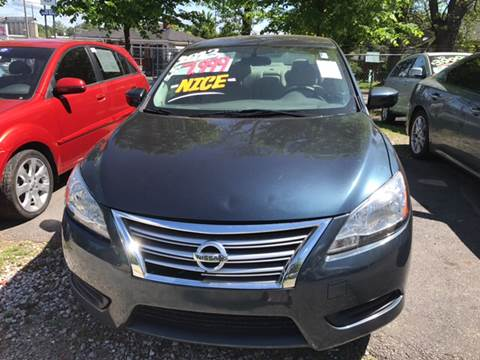 2013 Nissan Sentra for sale in Doraville, GA
