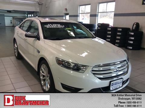 2015 Ford Taurus for sale in Sheboygan, WI