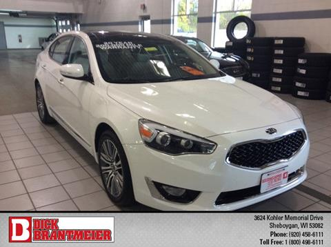2016 Kia Cadenza for sale in Sheboygan, WI