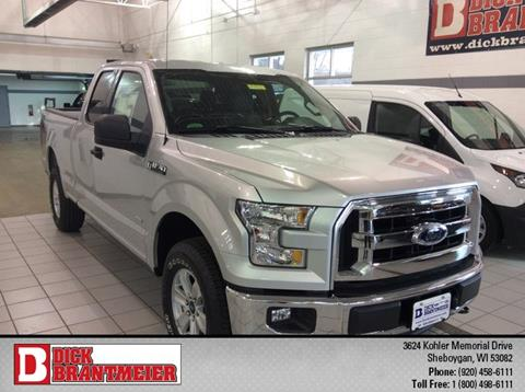 2017 Ford F-150 for sale in Sheboygan, WI