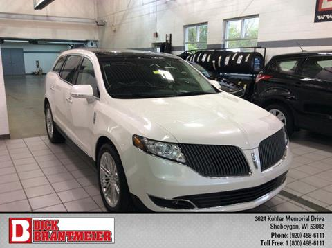 2016 Lincoln MKT for sale in Sheboygan, WI