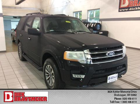 2017 Ford Expedition for sale in Sheboygan, WI