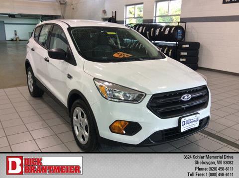 2017 Ford Escape for sale in Sheboygan, WI