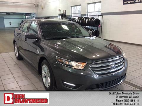 2016 Ford Taurus for sale in Sheboygan, WI