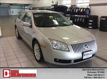 2007 Mercury Milan for sale in Sheboygan, WI