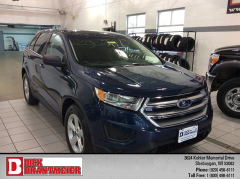 2017 Ford Edge for sale in Sheboygan, WI